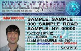International Non-driver Numbers Picture idl Id Tax License Id Driver