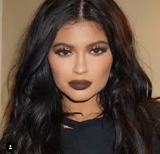 kylie jenner inspired makeup look