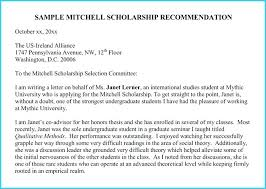 Recommendation Letter From Employer For Student Letter Of Recommendation Template For Student Scholarship
