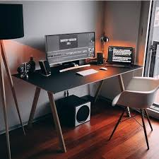 home office computer setup. Todays Amazing Home Office Workspace Desk Setup Is By Computer