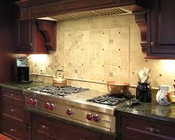 Kitchen With Stone Backsplash White Kitchen Cabinets With Stone Backsplash Cliff Kitchen Stone
