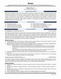 Sample Qa Resume Elegant Qa Resume Sample Lovely Download Database