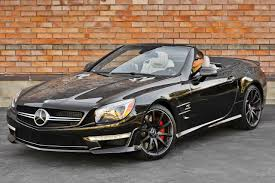 Used 2013 Mercedes-Benz SL-Class Convertible Pricing - For Sale ...