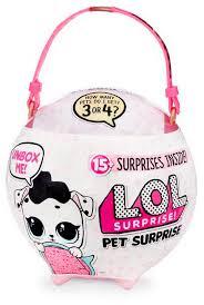Купить <b>кукла</b>-сюрприз <b>LoL</b> Surprise Biggie Pets (<b>552215</b>) в Москве ...