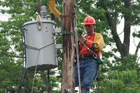 electrical power line installers and repairers blue collar job series electrical power line installers work on the
