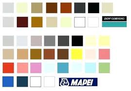 Dow Corning 790 Color Chart Dow Corning 756 Color Chart Www Bedowntowndaytona Com