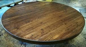 wood table top patterns solid round reclaimed image of tops dining with leaf round wood table top