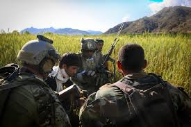 u s department of defense photo essay u s special forces iers and afghan army special forces and commandos wait for a uh