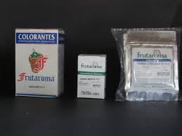 Colorantes Frutaroma