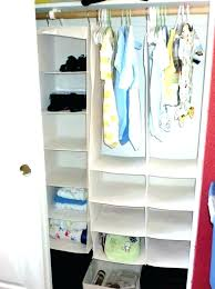 hanging clothes without a closet how to organize baby clothes baby clothes storage baby storage closet hanging clothes without a closet