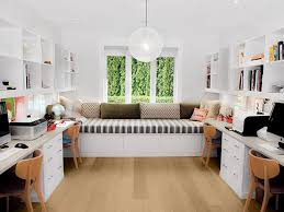 family home office. FAMILY WORKSPACE - California Closets Family Home Office 0
