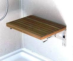 shower seats wall mounted folding teak shower seat wall mounted bench with regard to plan 7 fold down in teak wall mount fold down shower bench wall mounted