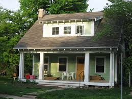 image of small house plans with porches