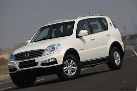 new car release in india 2013Mahindra Ssangyong Korando Release