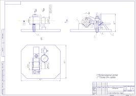 Курсовая работа по технологии машиностроения курсовое  Дипломный проект Технологический процесс изготовления детали Втулка с фланцем