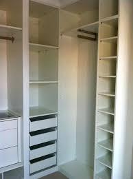 corner closet shelves corner closet organizer ideas