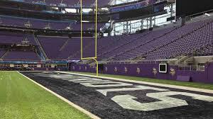 Sneak Peek A Look Inside Us Bank Stadium Ahead Of Super