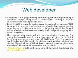 learn php a computer programming language web developer 4