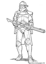 Star Wars Coloring Pages Clone Troopers Httpprinzewilsoncom