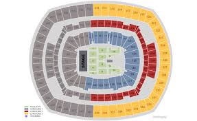 Metlife Seating Chart One Direction Metlife Stadium Seating Chart One Direction
