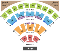 Kool Haus Seating Chart Budweiser Stage Toronto Toronto Tickets And Venue Information