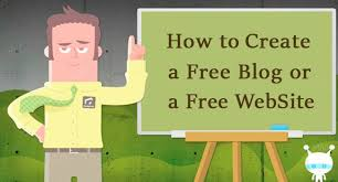 how to make a free how to make free blog and website bloglino