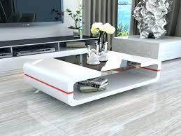 small white coffee table coffee table white white gloss coffee table unique design modern high gloss