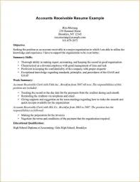 Accounts Payable Resume Template Sample Photo Examples Resume