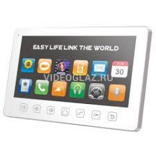 <b>Tantos Prime</b> Slim VZ(white) Сопряженный <b>видеодомофон</b> — ТД ...