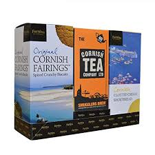 furniss cornish biscuit tea gift pack 525g