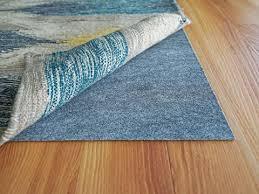 rug pad for hardwood floor rugpro best type of rug pad for hardwood floors