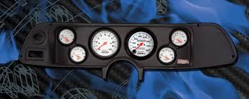 70 78 chevy camaro blk dash w phantom gauges $700 00 fast lane Autometer Gauge Brackets at 1970 Camaro Gauge Cluster Wiring Harness Autometer