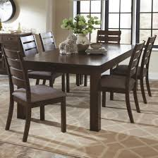 coaster dining table rustic coaster wiltshire pc rustic pecan finish dining table s on modern dinning