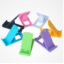 Foldable <b>Tablet Stand</b> Desk <b>Phone Holder</b> Plastic Adjustable Angles ...