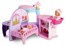 Baby Nursery Decor Industrial Handmade Baby Doll Nursery