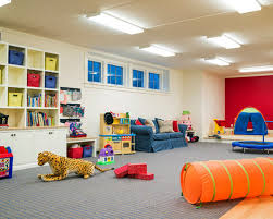Large Traditional Genderneutral Carpeted And Gray Floor Toddler Room Idea  In Boston With White Houzz