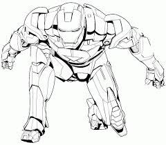 Coloring Pages Superheroes Viettiinfo