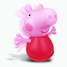Peppa Light Details About Peppa Pig Inflatable Night Light Sleep Trainer Mood Lamp Sounds Phrases 45cm