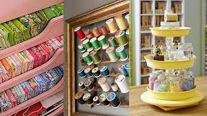 Craft Room Reveal Decor Ideas And Craft Supplies Organization Organize Craft Room