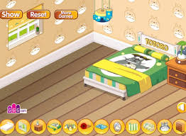 my totoro room a free girl game on girlsgogames com
