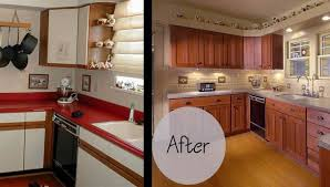 Cabinet refacing before and after Affordable Kitchen Cabinet Refacing Before And After Photos Pinterest Kitchen Cabinet Refacing Before And After Photos Cabinet Refacing