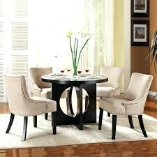 ashley furniture glass dining table furniture glass top dining table white round kitchen table set furniture