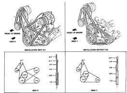 i need a belt diagram for a 1985 ford f250 6 9l diesel engine thanks graphic