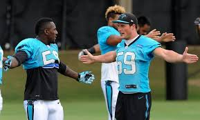 'be Raleigh Luke News Panthers About' Kuechly's Lb Observer Vow Carolina To Smart amp; Status