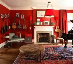 contemporary1 traditional1 traditional2 guitar wall hanger living room eclectic with antique antique persian rug living room ideas area