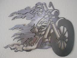 wall art design ideas stainless steel metal motorcycle on motorbike metal wall art uk with metal motorcycle wall art elitflat