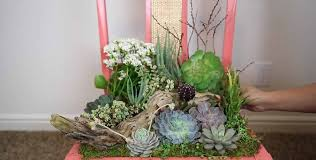 diy succulent planter tutorial easy upcycling ideas for home decor at