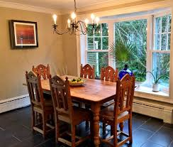 this kitchen has been remodeled two or three times and our clic pine farmhouse table always makes the cut in the dining