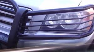 Grill Guard Installation - YouTube