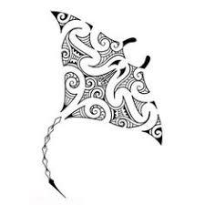 Tatouage raie, Raie manta tatouages , Tatouage <b>maori</b>